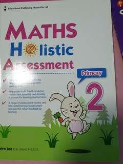 EPH - Maths holistic assessment P2