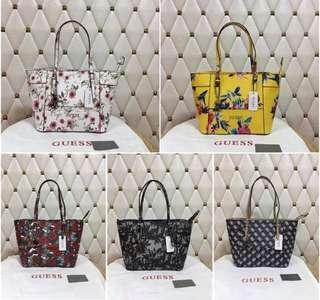 Guess Tote Bag Authentic Quality