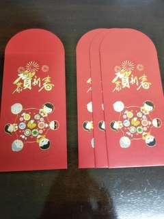🚚 Chinese new year Red Packets