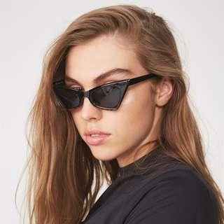 Festival Cat Eye Sunglasses