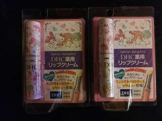 Sanrio DHC潤唇膏