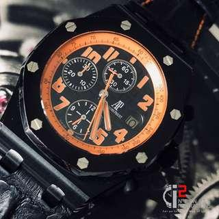 Audemars Piguet Royal Oak Offshore Lava 42mm 26200SN - Preloved Limited Edition of 99 Pieces Only