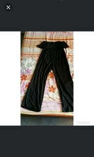 ❤ Black Jumpsuit