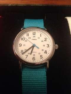 Timex Indiglo Weekender Set