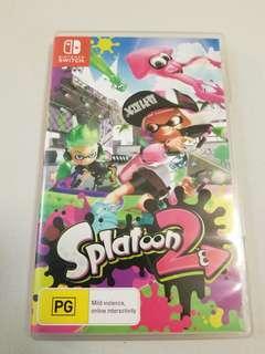 Switch Splatoon 2