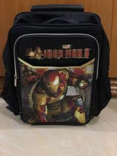 Iron Man Trolley Bag