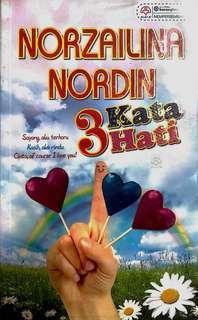 Novel 3 Kata Hati