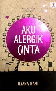 Novel Aku Alergik Cinta