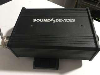 Sound Devices Mixpre D mixer