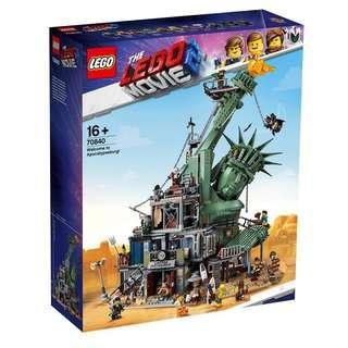 Lego 70840 - Welcome to Apocalypseburg!