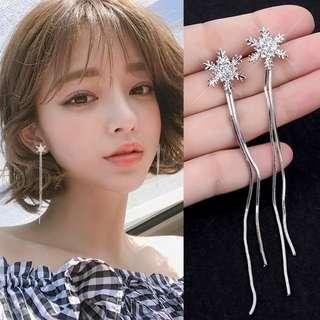 Korean pretty earrings