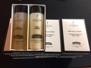 12 boxes Laura Tonatto bath gel & lotion
