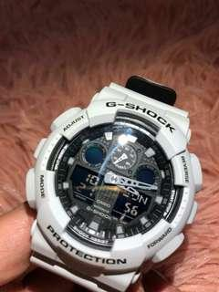 CASIO GENUINE G-SHOCK WATCH GA-100L-7A