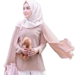 Fashion Women Blouse cempaka.