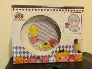 Disney Tsum Tsum ceramic tableware set