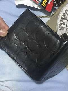 Coach mens wallet