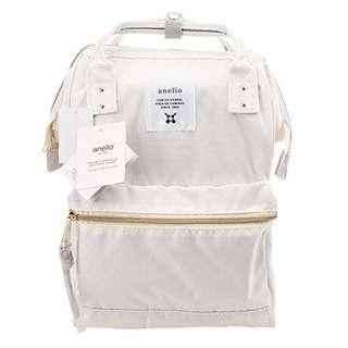 Anello White Bag / backpack