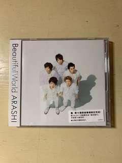 嵐 Arashi 全新未拆 Beautiful World Album 台普