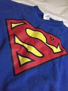 SWEATSHIRT SUPERMAN