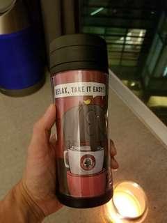 Pacific Coffee ~ Keep Warm Coffee cup