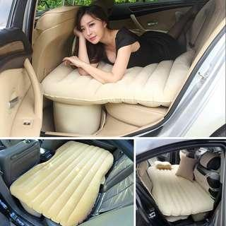 Car Cushion Air Bed Bedroom Inflation Travel Thick Camping Mattress