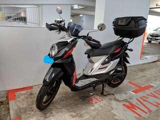 Yamaha TTX Auto Scooter for sale or trade