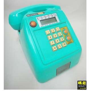 古早味Vintage早期商用投幣式電話懷舊電話-二手品-免運