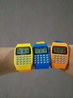 Calcula Watch Full Colour