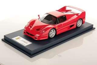 全新Looksmart 1/18 Ferrari F50