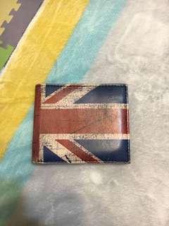 ASOS 英國國旗短皮夾