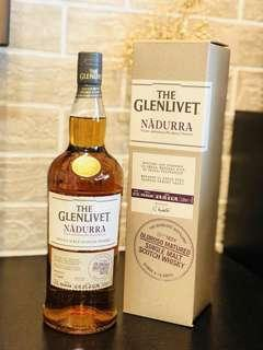 Glenlivet Nadurra Oloroso Single Malt Scotch Whisky 1L
