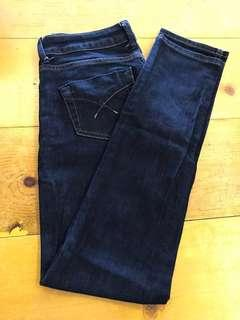PRELOVE : Topshop Skinny Jeans Size 26 inches