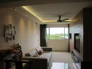 HDB 3 room for rent