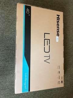 """Hisense Full HD LED TV 40"""""""