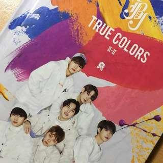 JBJ True Colors Album (Sealed)