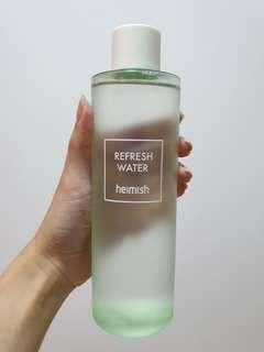 Heimish Refresh Water Clean Up Peeling Toner 325ml