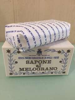 意大利sapone al melograno香皀soap