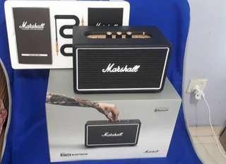 New Marshall Acton Bluetooth speaker 🔊