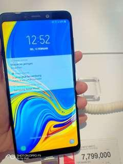 Samsung A9 bisa cicilan proses 3 menit