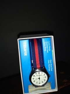 Columbia canvas watch