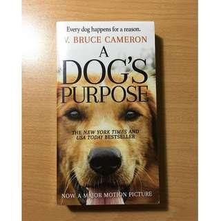 A Dog's Purpose + A Dog's Journey by V. Bruce Cameron (new, sealed)