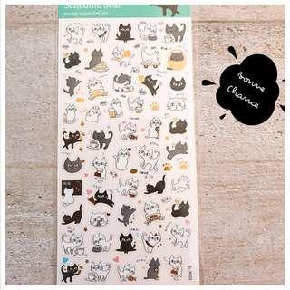 🚚 Stickers