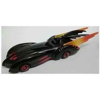 原裝 無包裝 1997年 Hasbro DC COMICS Batman movie 蝙蝠俠 diecast 重合金 BATMOBILE 蝙蝠車 1款