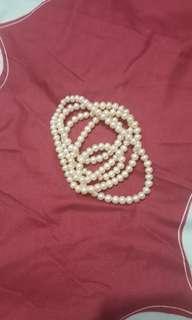 🚚 天然珍珠長項鍊