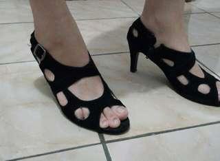 Heels - shoe fetish