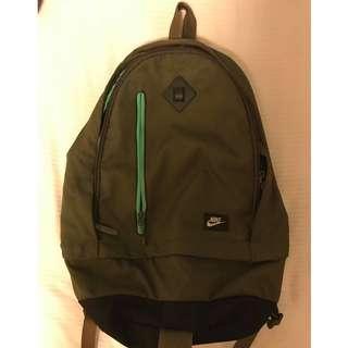Nike Backpack- Green