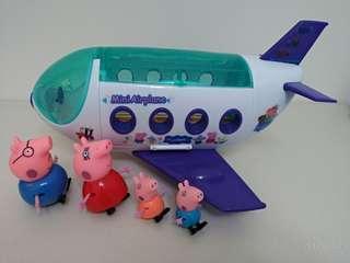 🚚 佩佩豬 飛機 扮家家酒