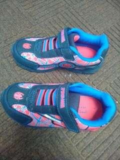 New Sepatu Spiderman.. dijual karna terlalu kegedean