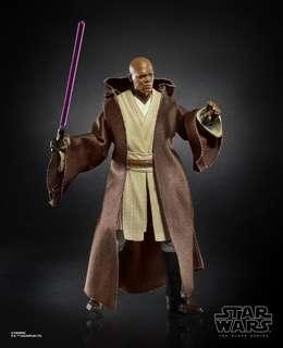 (PRE-ORDER) Star Wars The Black Series 6 Inch: Mace Windu