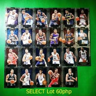 NBA Cards in Lots! (Pamigay price)